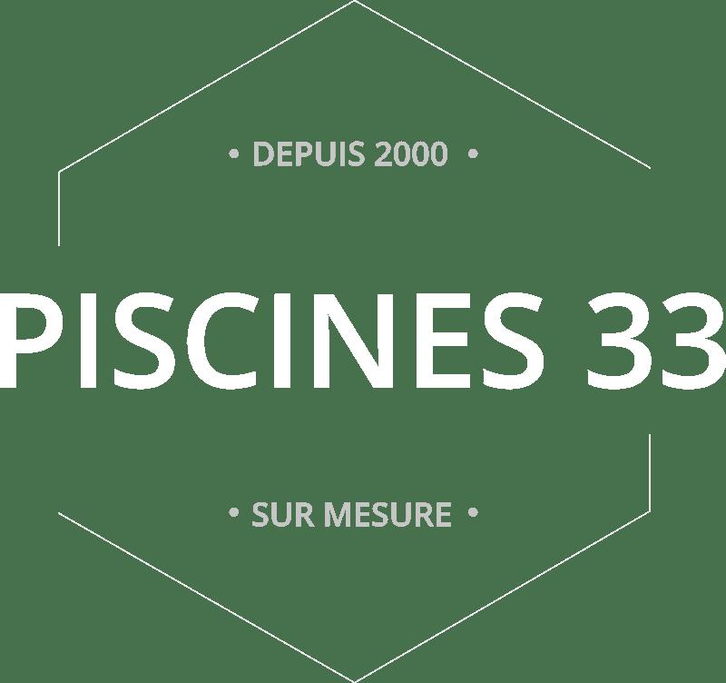 Logo de l'entreprise Piscines 33